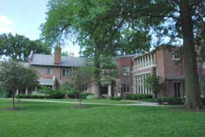 Mercy Home's Walsh Campus on south side of Chicago