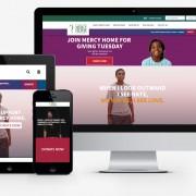 New Website Mercy Home