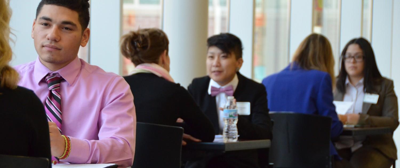 Interviews on Job Skills Day 2016