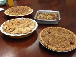 All the Apple Pie entries