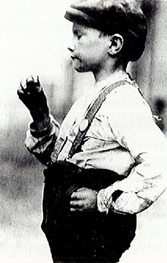 Young man 1890s