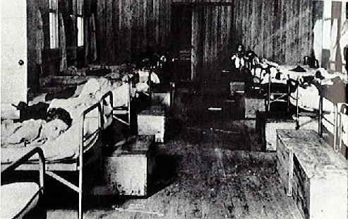 Old Mercy Home beds