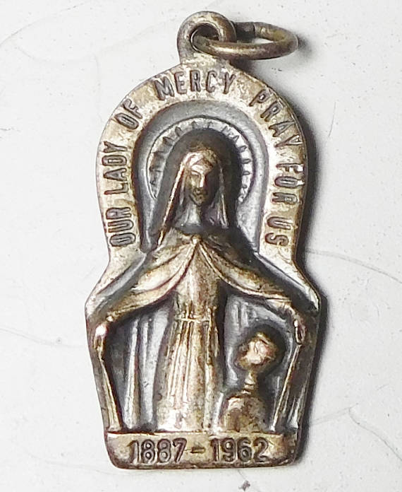 Mission of Our Lady Pendant
