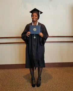 Rita's graduation
