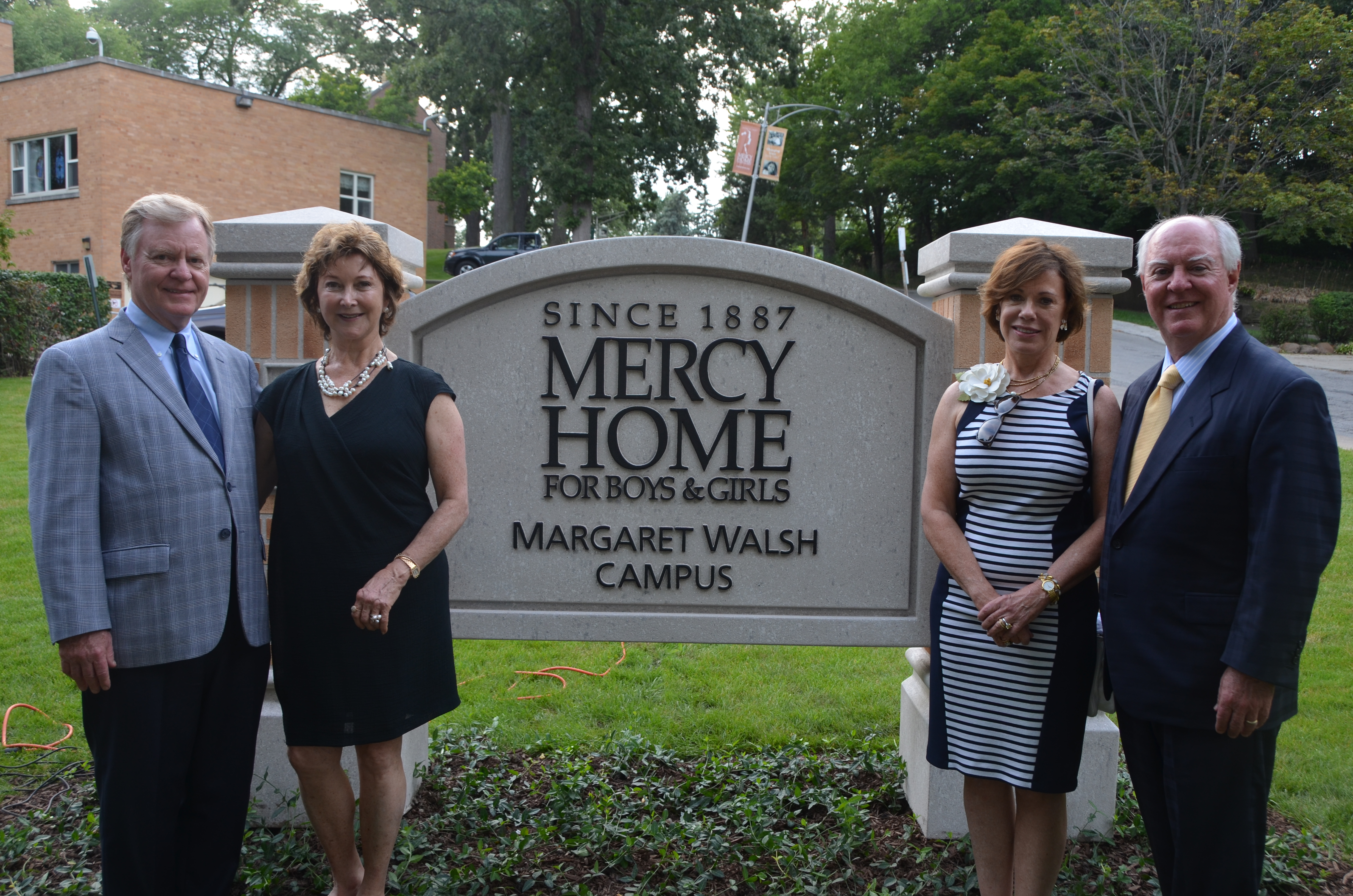 Walsh family matriarch remembered at Mercy Home