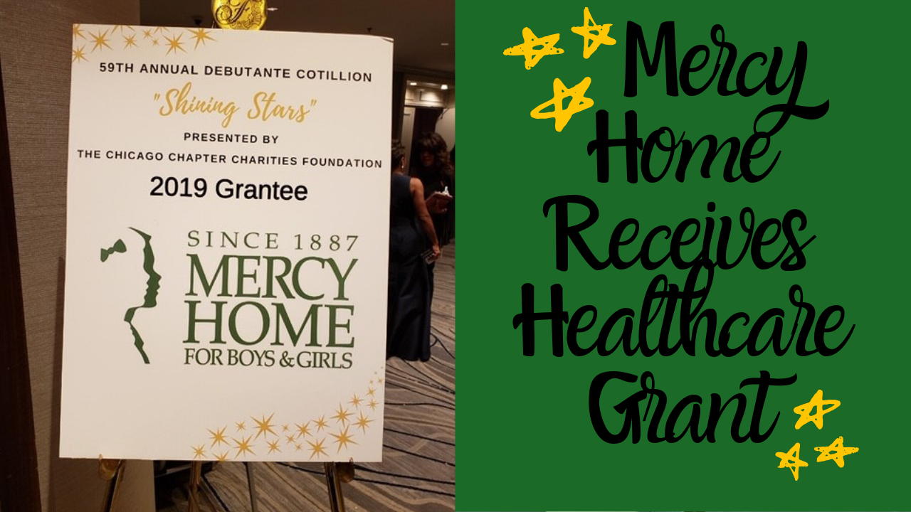 Mercy Home receives healthcare grant