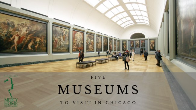 5 Chicago Museums to visit