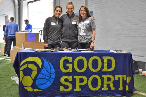 Good Sports Volunteers