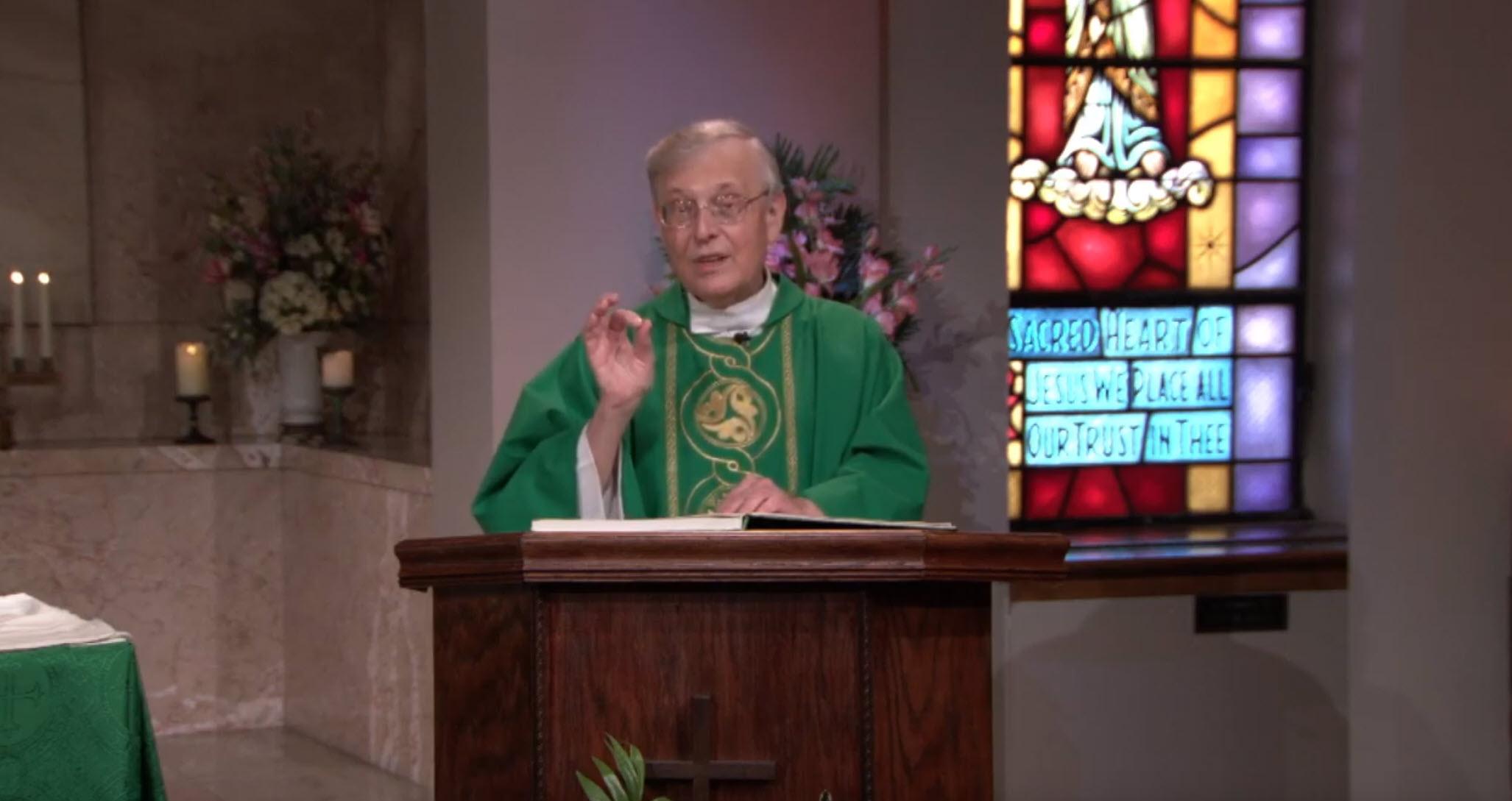 Sunday Mass 9.29.19