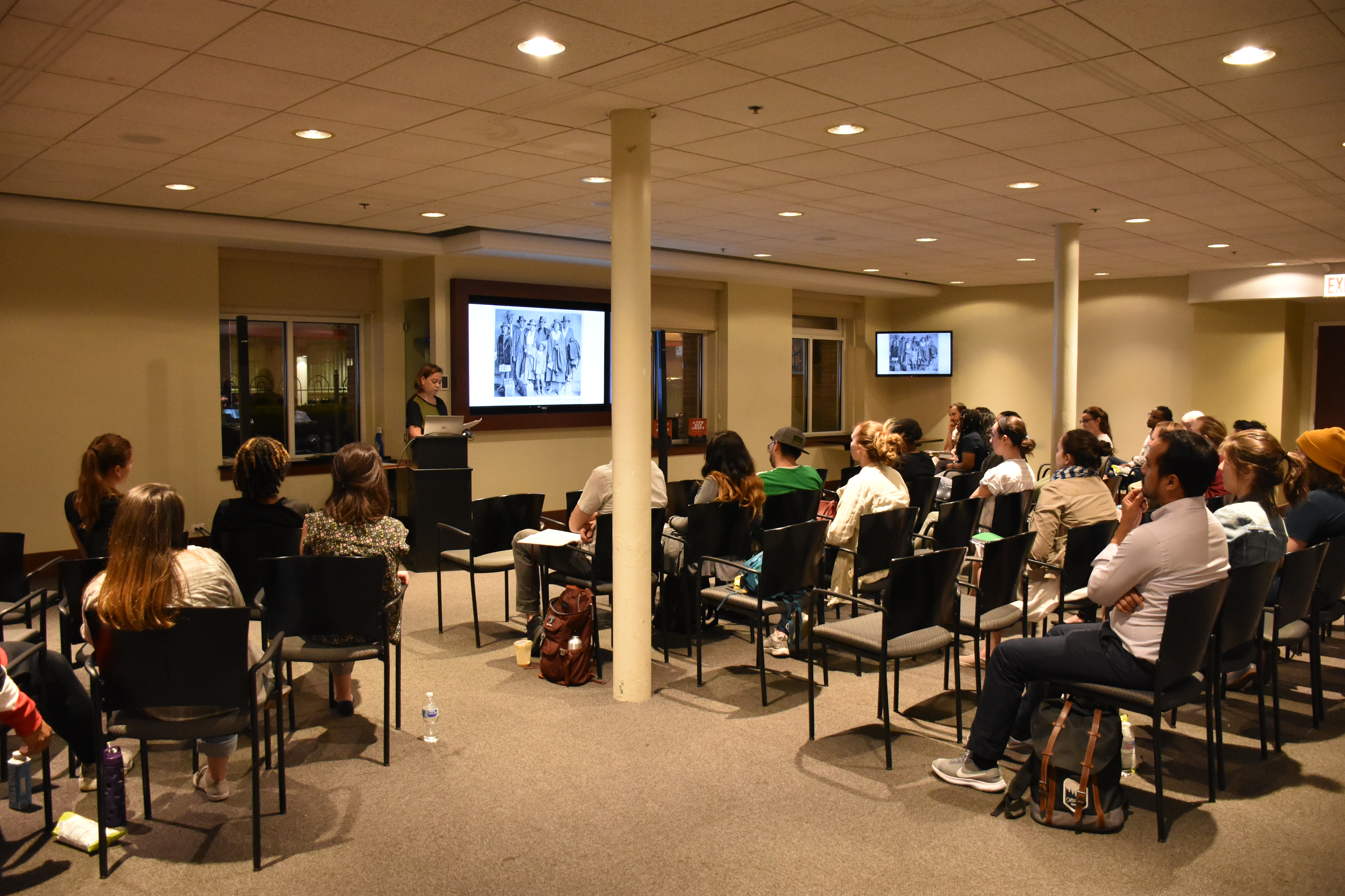 Speaker Series with Claire Hartfield