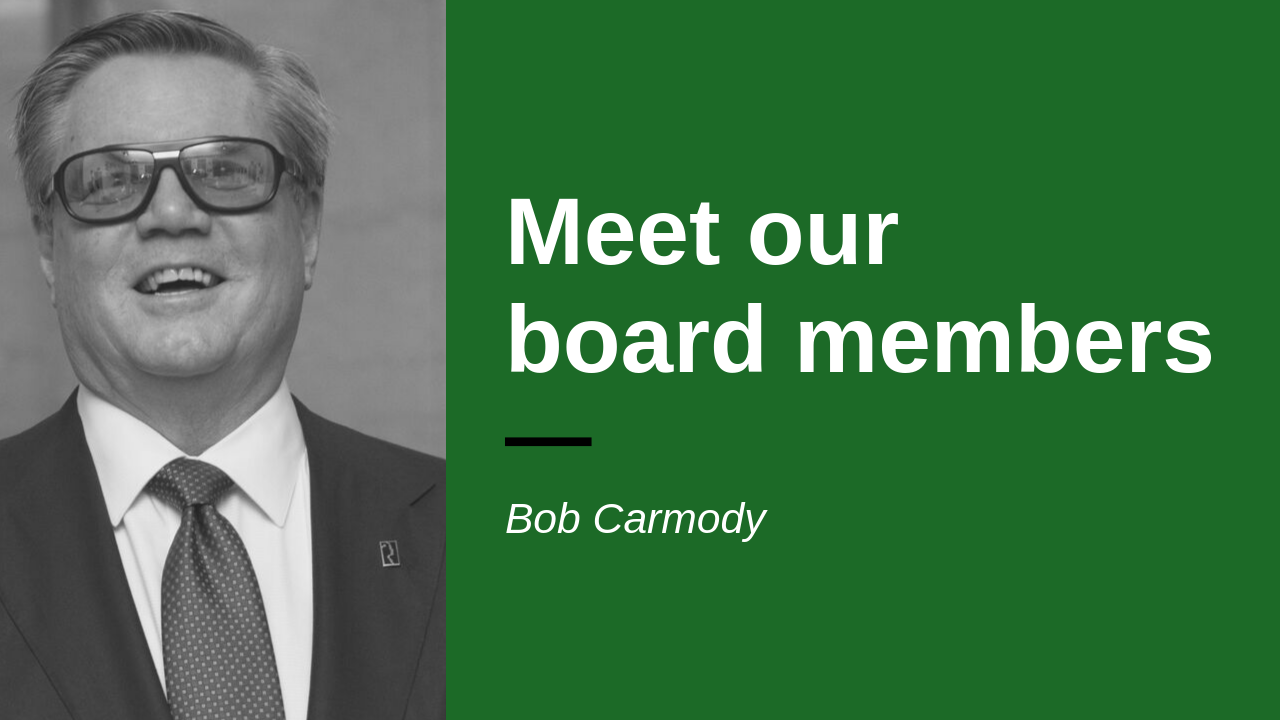 Headshot of board member Bob Carmody