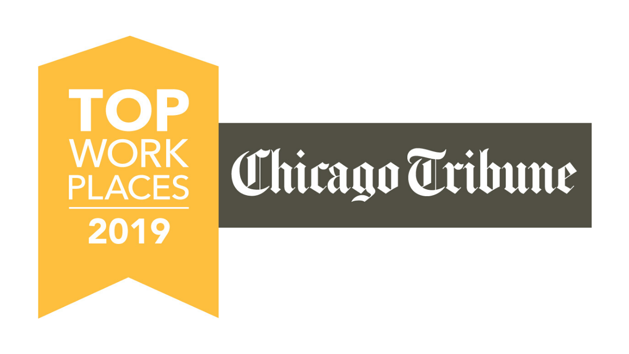 Chicago Tribune Top Workplaces