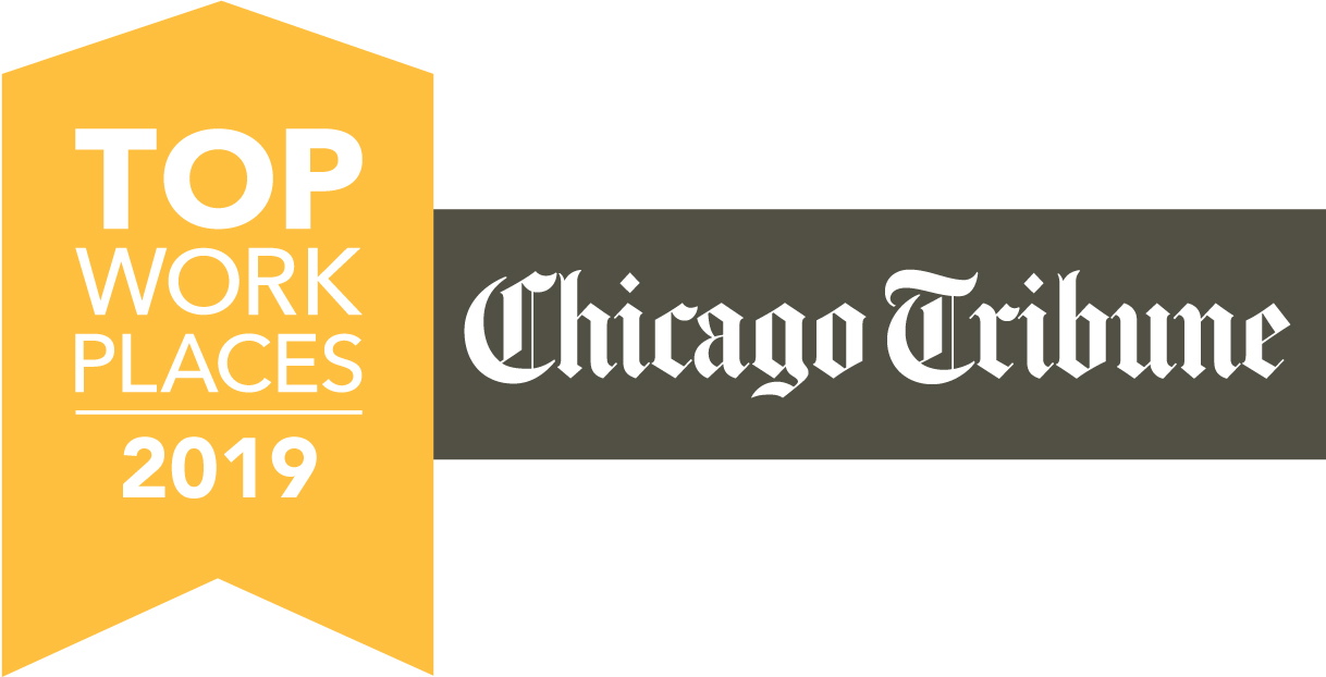 Top Workplace Chicago 2019