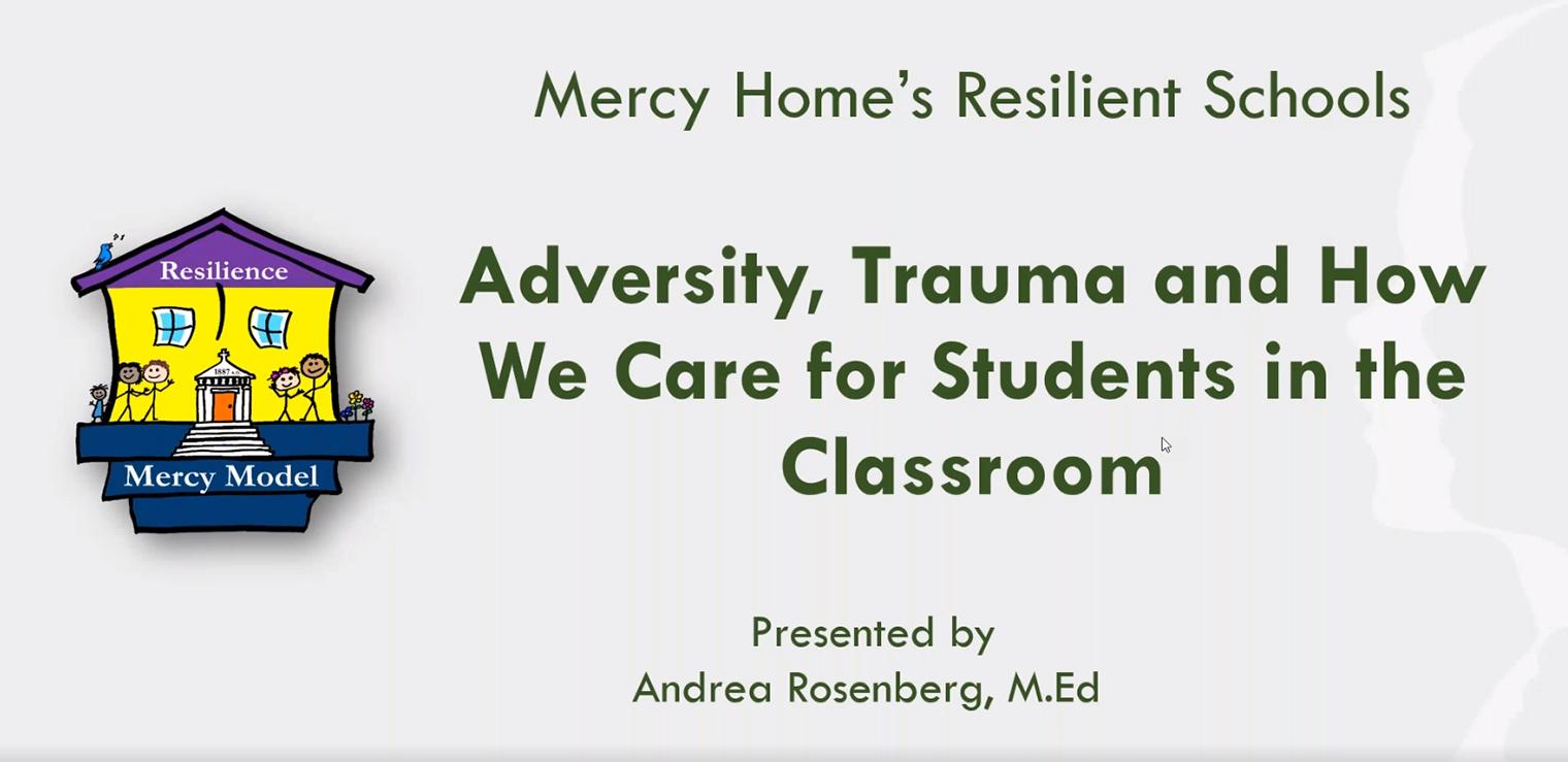 resilient schools webinar