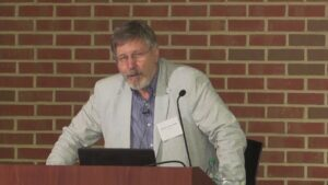 Dr. Bessel van der Kolk gives a speech on complex trauma