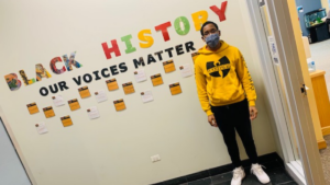 Boy - Black History Month