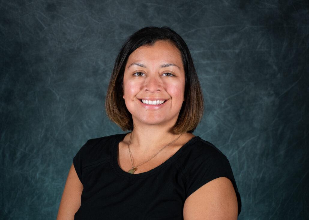 head shot of Cynthia Velasquez, LCSW