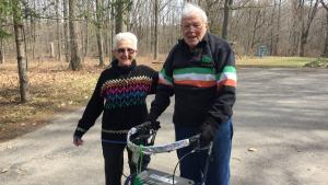 John and Kathleen Treanor